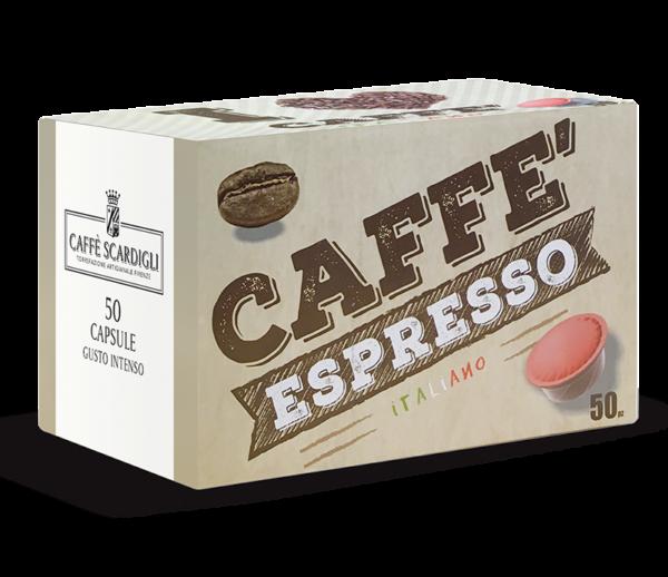 Capsule Caffè Autoprotette Compatibili Lavazza A Modo Mio