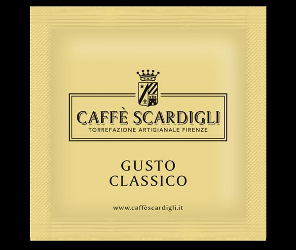 Cialda Caffè Gusto Classico - Caffè Scardigli